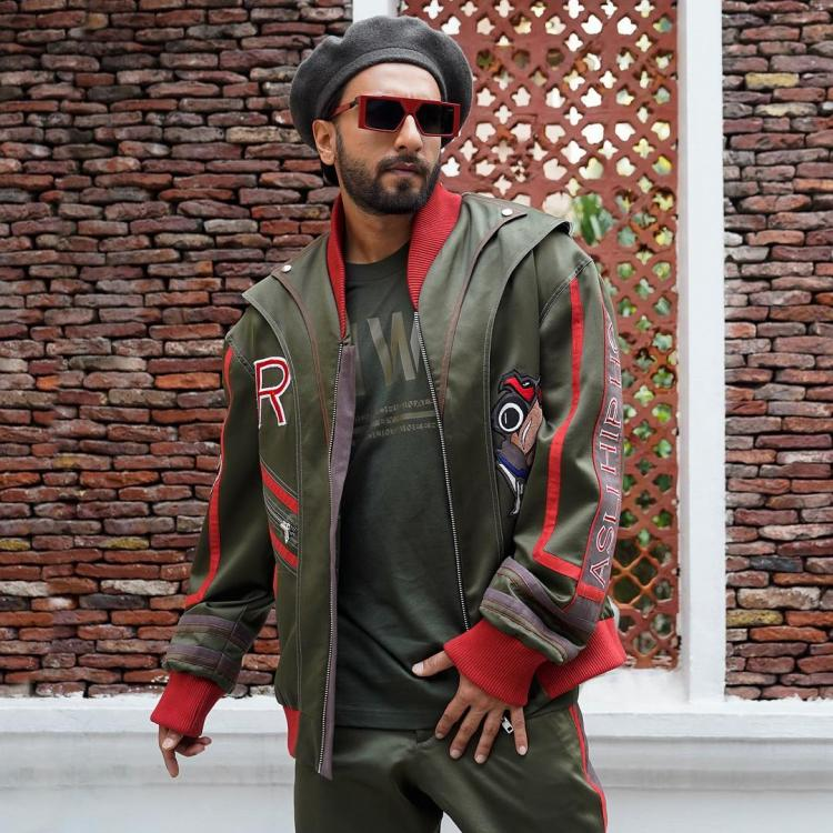 Gully Boy: Ranveer Singh's 'gangsta' style for promotions is unmissable