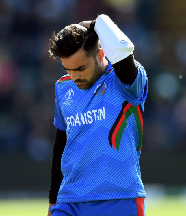 ICC World Cup 2019: Rashid Khan might be fit for the game against South Africa, says Skipper Gulbadin Naib