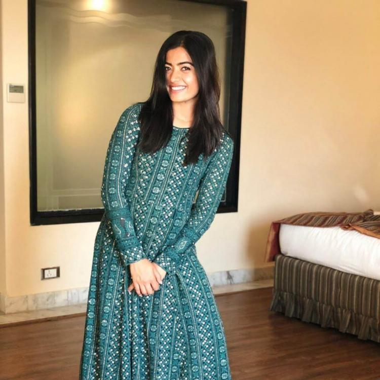 Happy birthday Rashmika Mandanna: Fans can't keep calm; shower love and wishes on the Dear Comrade actress