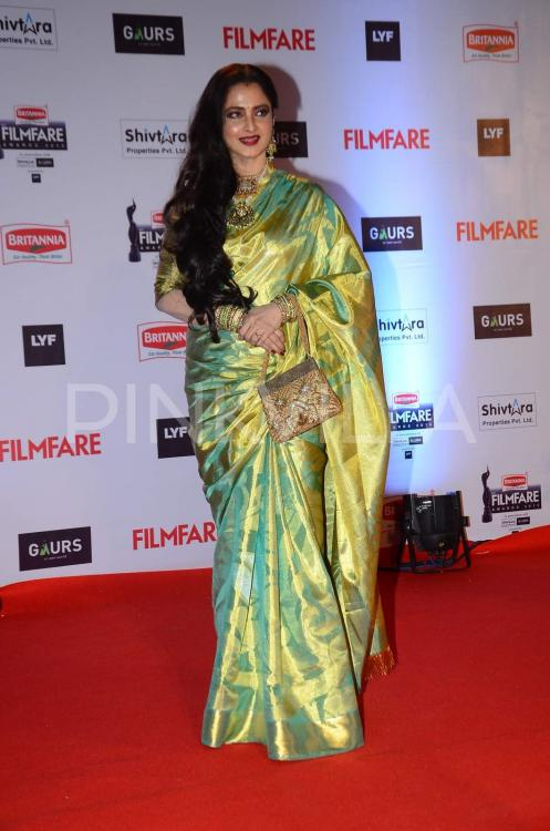 Image result for rekha filmfare awards young