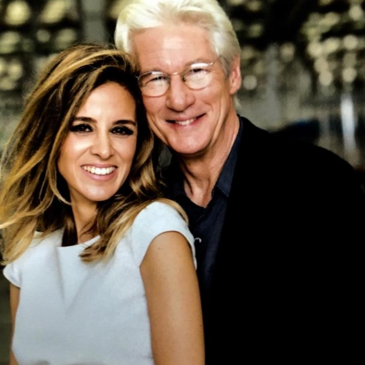 Richard Gere becomes a father yet again at 69; Wife Alejandra gives birth to a baby boy