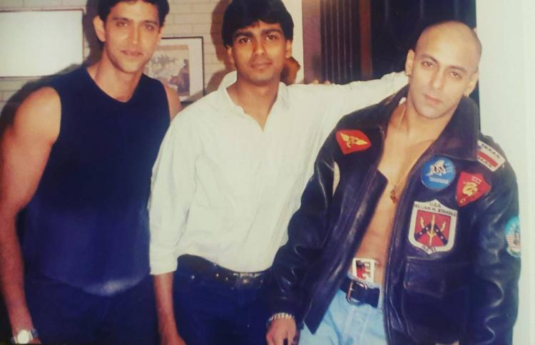Rockstar Salman And Superstar Hrithik Are Unrecognizable In This