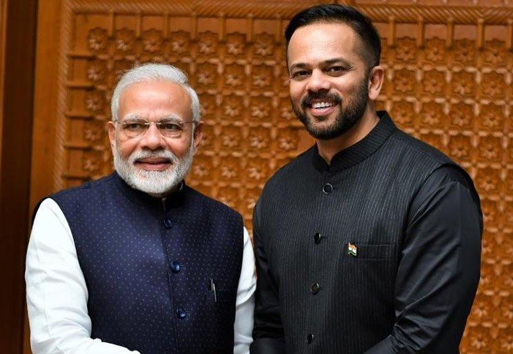Rohit Shetty took to his Instagram to post a picture with Prime Minister Narendra Modi