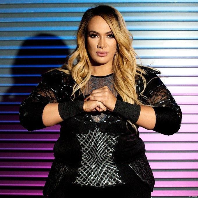 Nia Jax was the 30th entrant in the Men's Royal Rumble Match at Royal Rumble 2019.