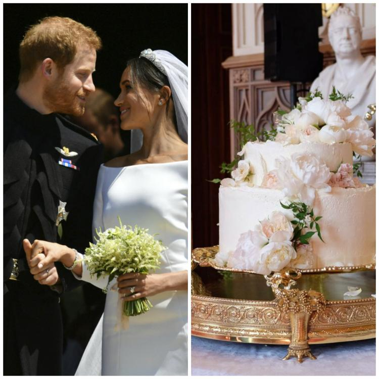 picture of royal wedding cake prince harry royal wedding this is what prince harry and meghan markle 18360