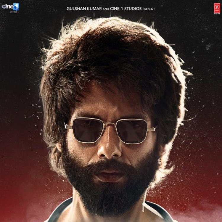 Shahid Kapoor as Kabir Singh in THIS latest poster is badass; Check it out