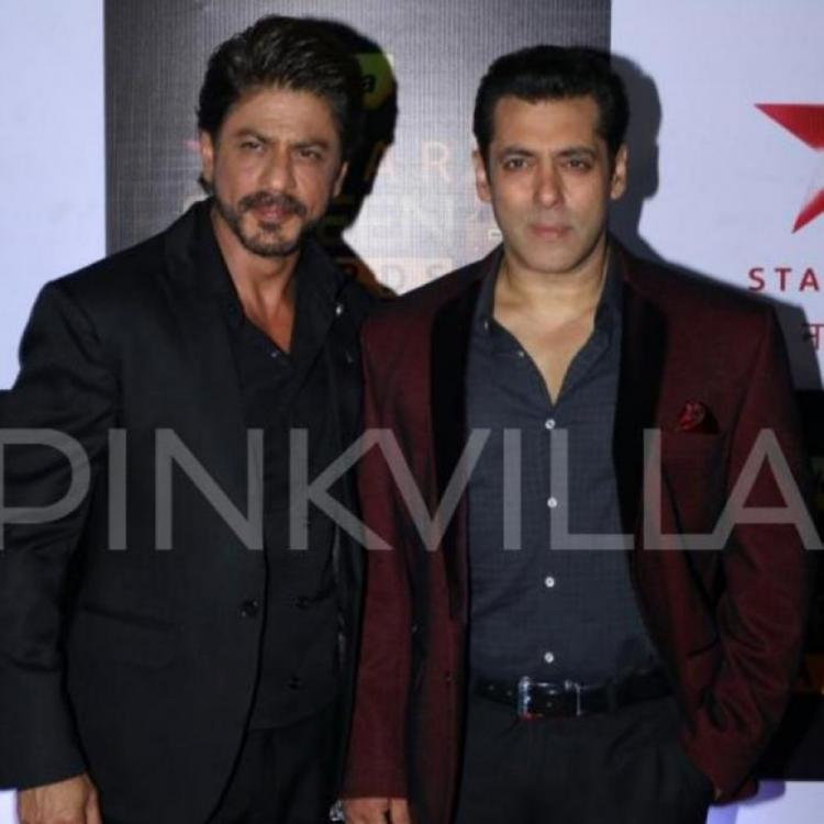 Shah Rukh Khan and Salman Khan steal the limelight at Baba Siddique's Iftar party; Here's why