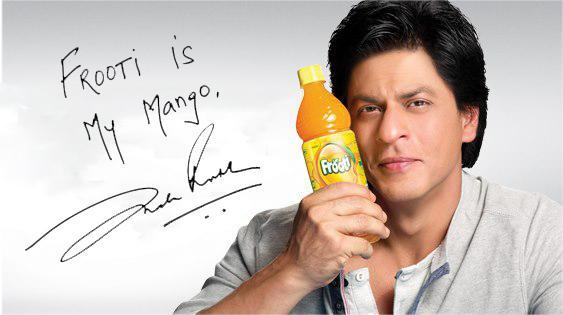 Image result for shahrukh khan frooti is my mango