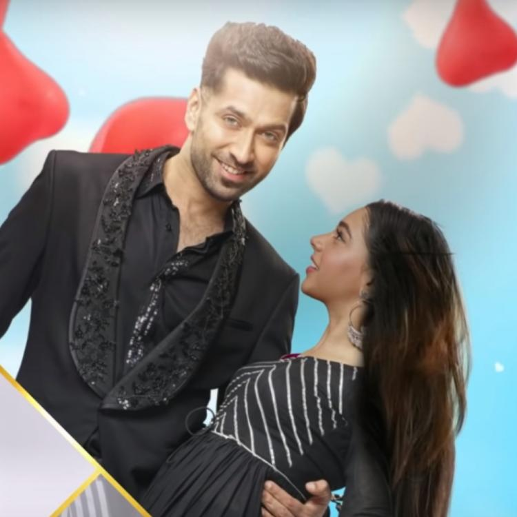 Nakuul Mehta and Niti Taylor share special moments from the celebrations on the sets of Ishqbaaaz