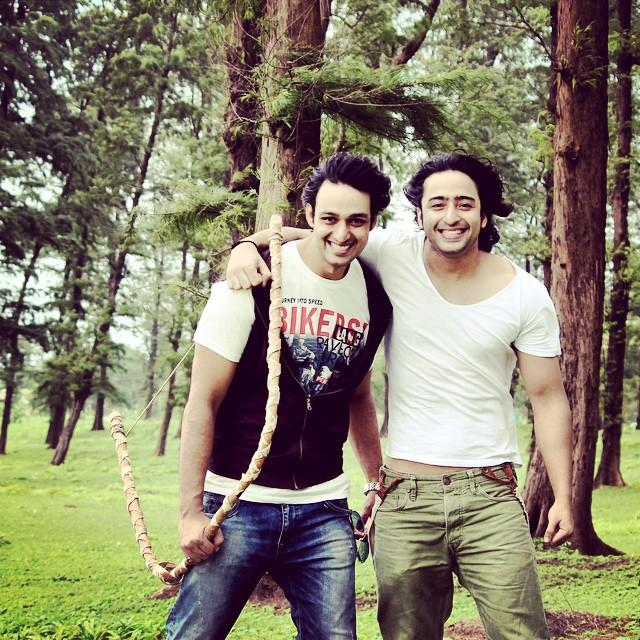 Exclusive Shaheer Sheikh Is Like My Twin Brother Says