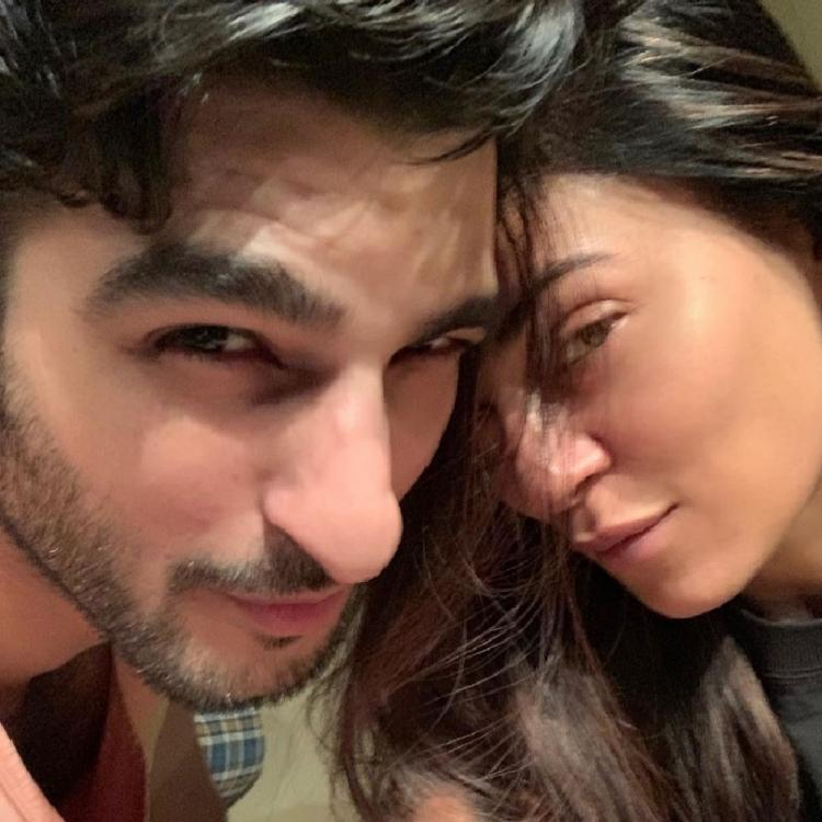 Sushmita Sen shares some adorable moments with boyfriend Rohman Shawl in their latest photoshoot; WATCH video