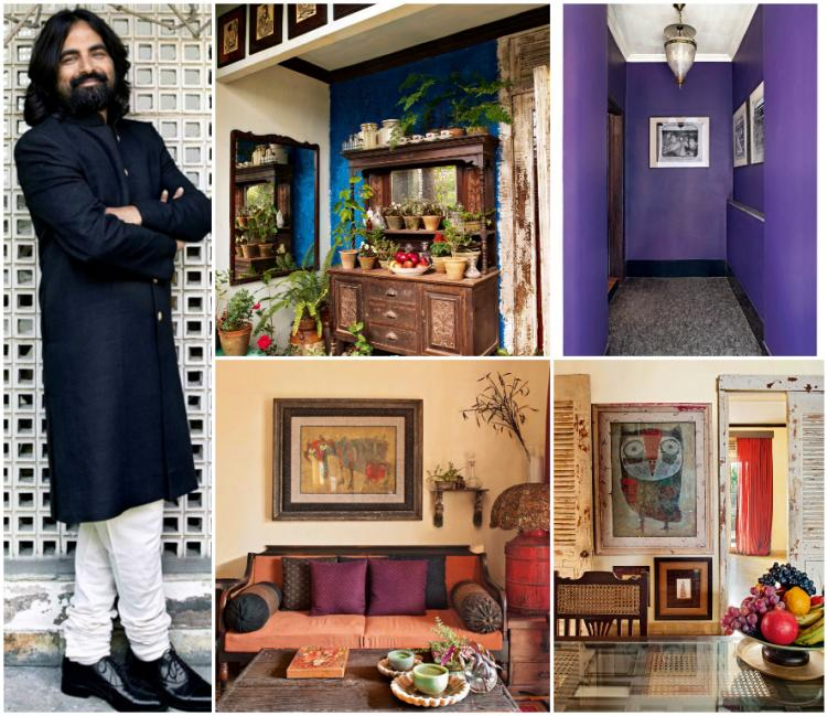Sabyasachi Mukherjee's home decoded: Here is how you can recreate the charming corners of his house