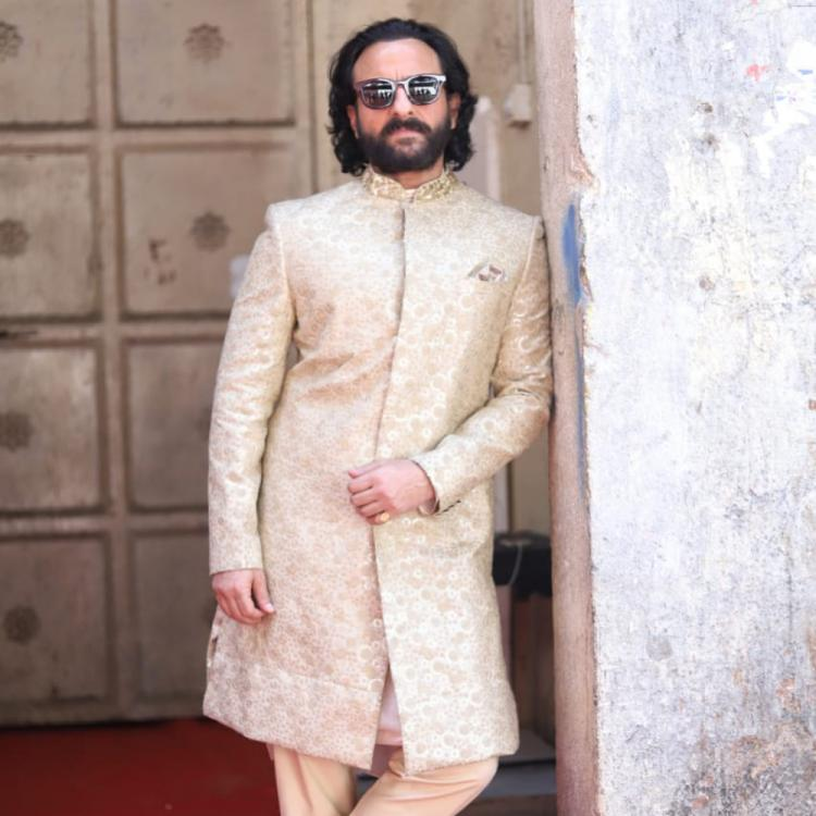 PHOTOS: Saif Ali Khan proves that he is indeed the Nawab in his latest photoshoot