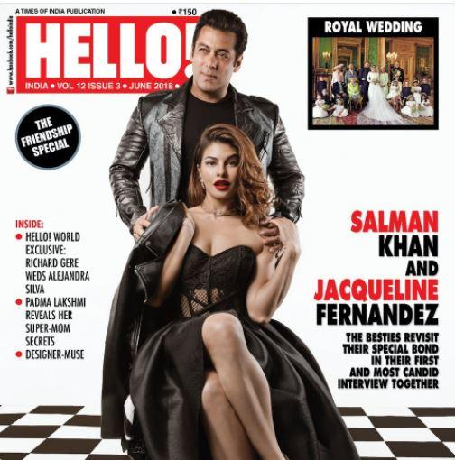 Magazine Covers,salman khan,Katrina Kaif