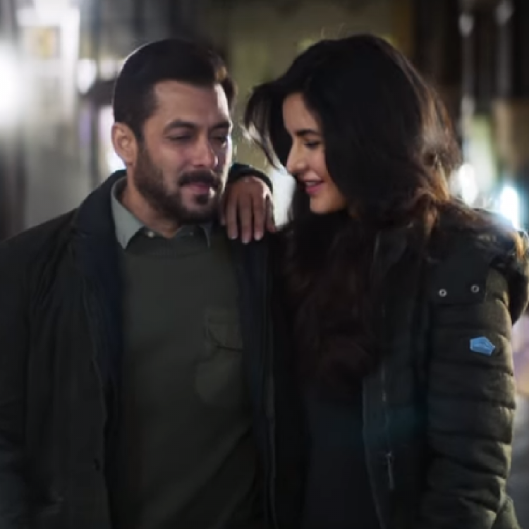 WHAT? Salman Khan and Katrina Kaif will be celebrating Valentine's Day doing THIS together