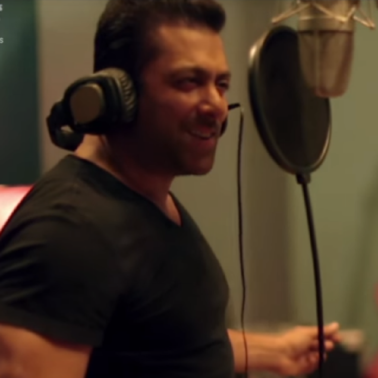 Salman Khan to sing Notebook's song Main Taare instead of Atif Aslam after a ban on Pakistani artists?