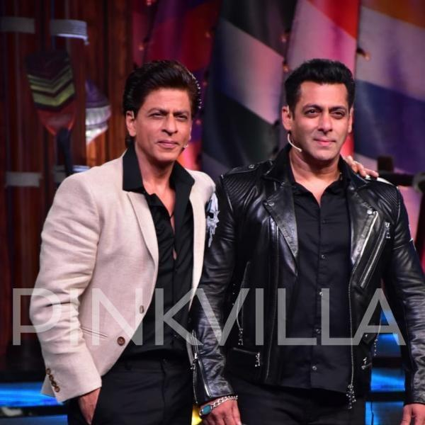Salman Khan's film with Sanjay Leela Bhansali will star Shah Rukh Khan in a pivotal role?