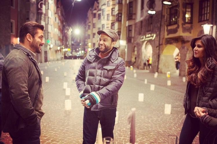 it is going to be a kickass christmas weekend as ali abbas zafar directorial tiger zinda hai is set to hit the screens tomorrow december 22 2017