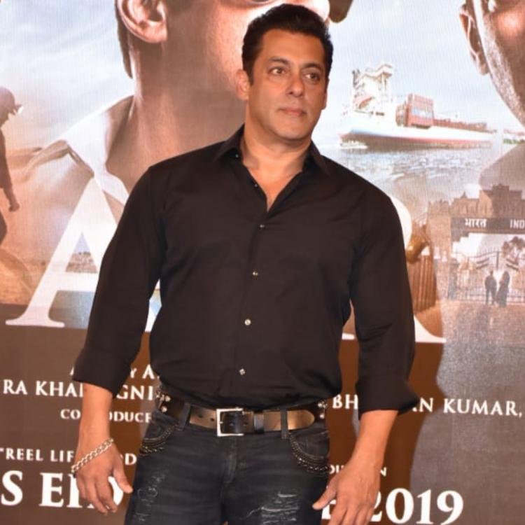 Salman Khan teases fans with a glimpse of Nach Baliye 9 promo shoot? Fans are curious