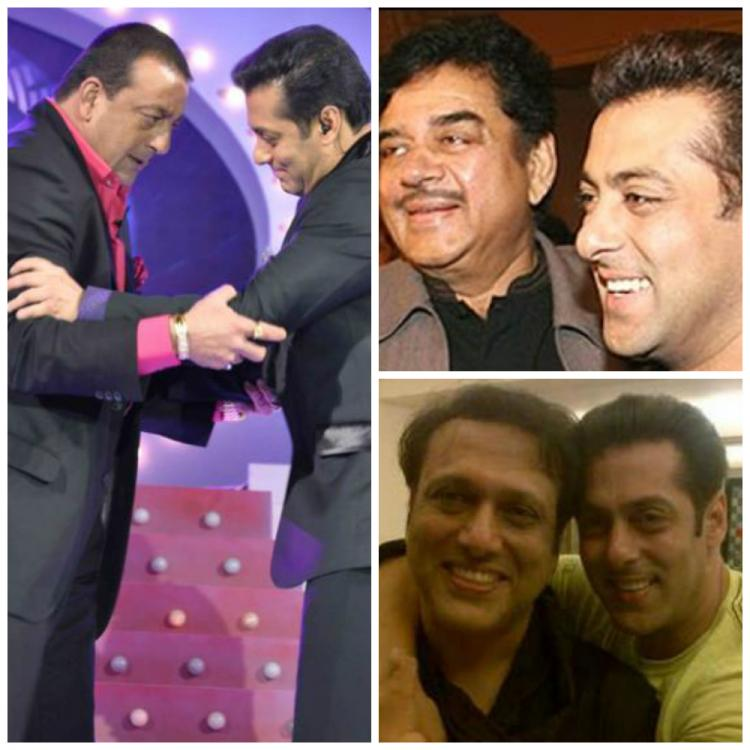 Salman Khan reveals the one thing he admires about Sanjay ...
