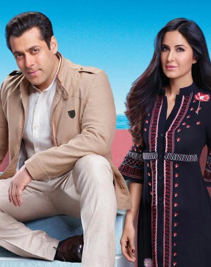 salman khan and katrina kaif are currently shooting for the highly anticipated tiger zinda hai in the freezing temperatures of austria