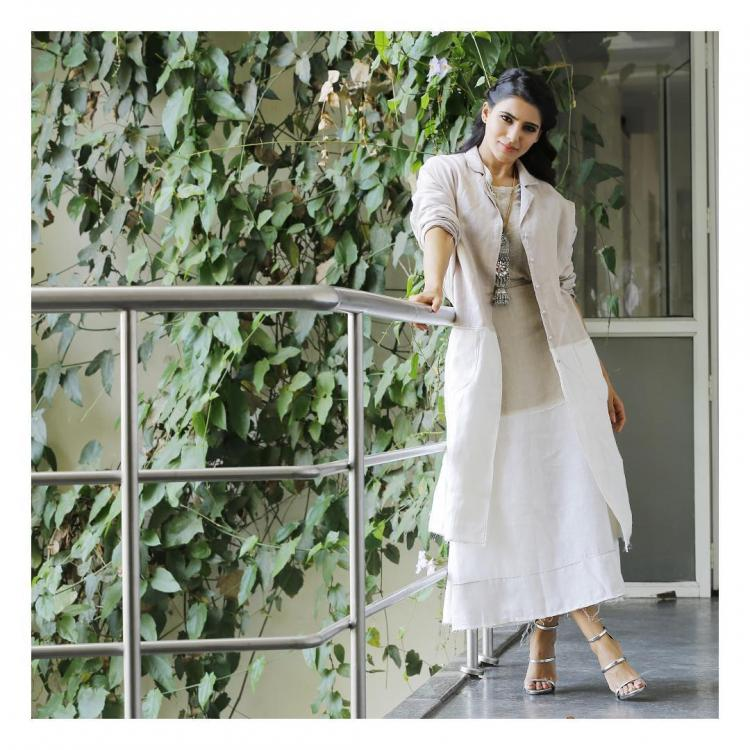 Samantha Akkineni's obsession for whites is a trend you can't miss; check out her 5 best stand out looks