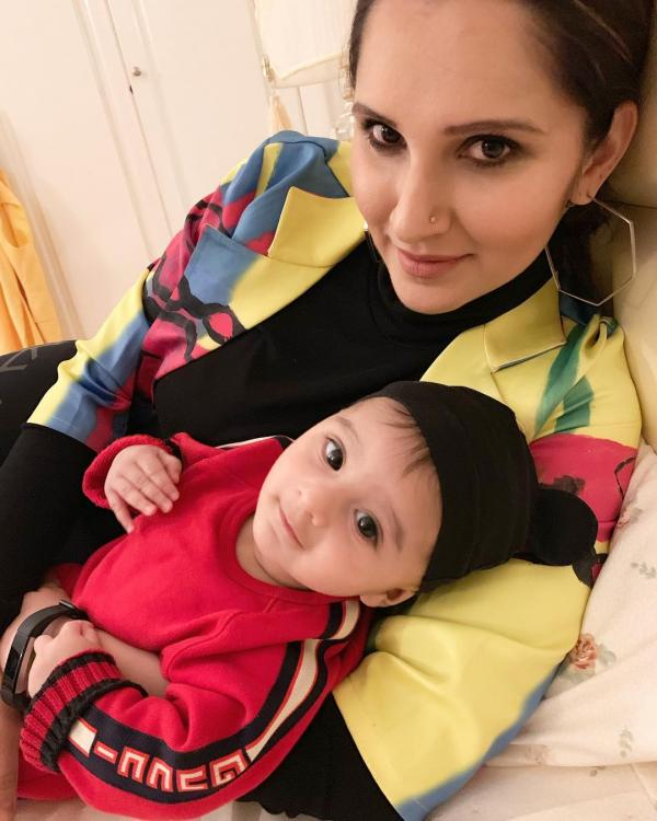 EXCLUSIVE: Sania Mirza on embracing motherhood and how Shoaib Malik helps her whenever he can