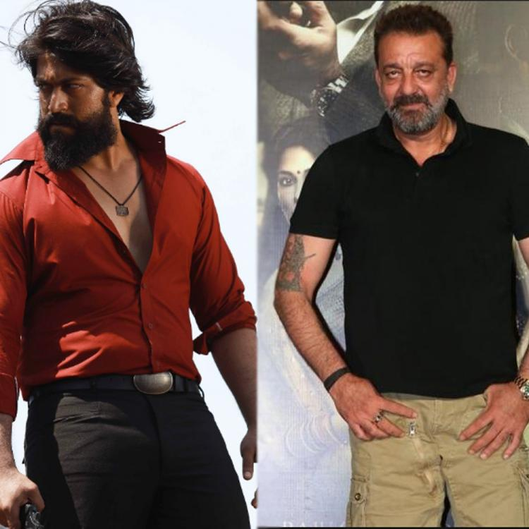 KGF: Chapter 2: Sanjay Dutt to play a role in Yash starrer?