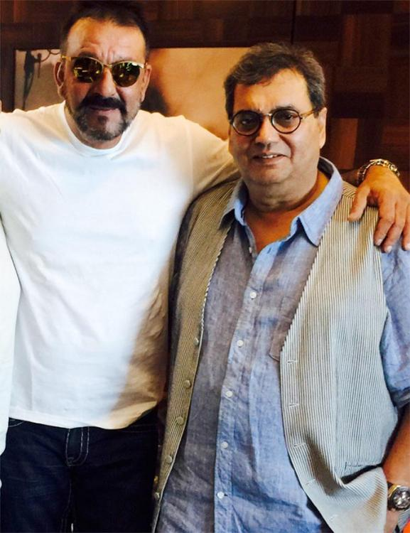 Sanjay Dutt Reunites with Subhash Ghai for Khalnayak ...