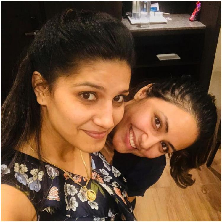Hina Khan apologizes to Sapna Chaudhary and the reason for it is setting friendship goals