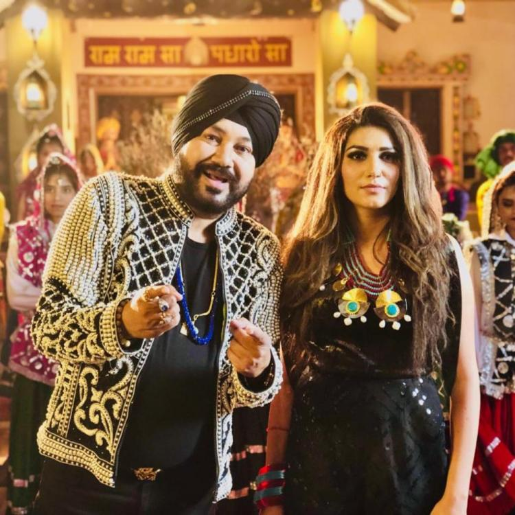 Sapna Choudhary teams up with Punjabi sensation Daler Mehndi for her singing debut; Read Details