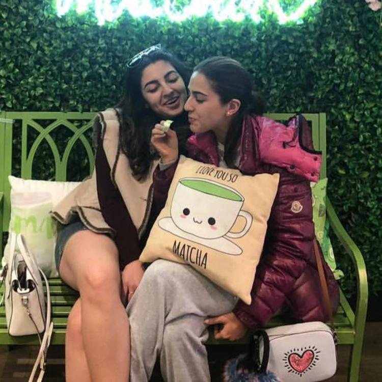 Sara Ali Khan's latest pictures from her New York trip will give you major travel goals; Check it out