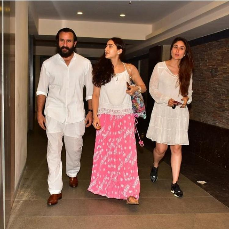 Sara Ali Khan on Saif Ali Khan & Kareena Kapoor Khan's marriage: Anyone who makes my dad happy, makes me happy