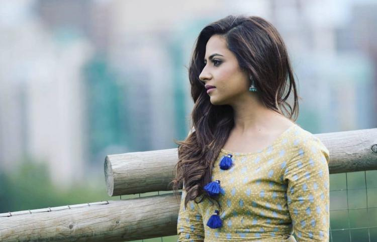 Sargun Mehta finds web scene in India slightly overrated; feels sex scenes often forced