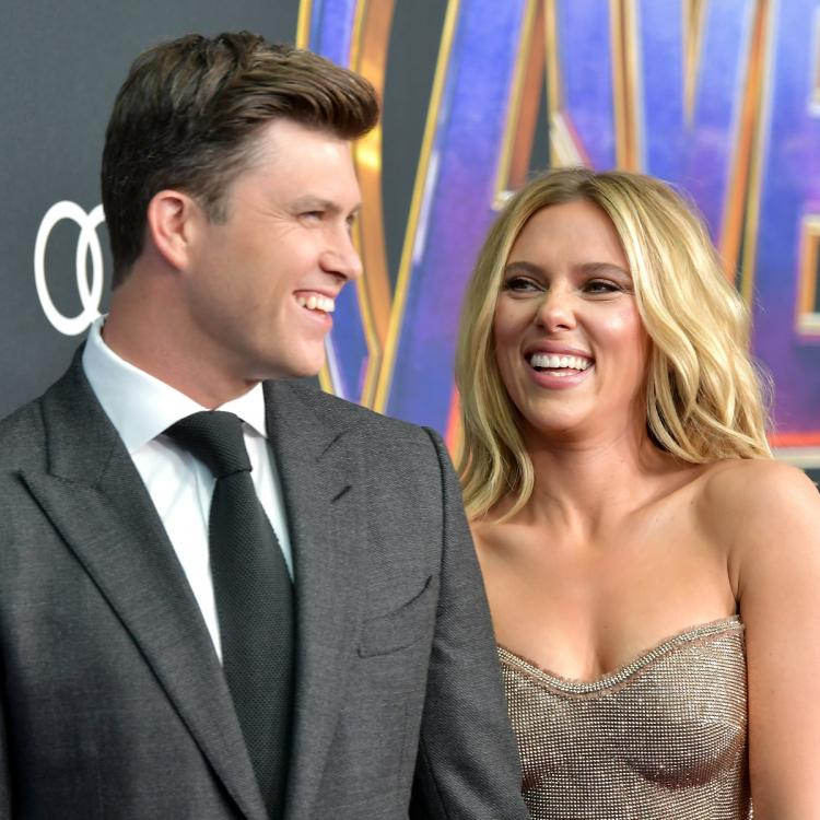 Scarlett Johansson's fiance and SNL star Colin Jost to have an Avengers themed bachelor party? Deets Inside