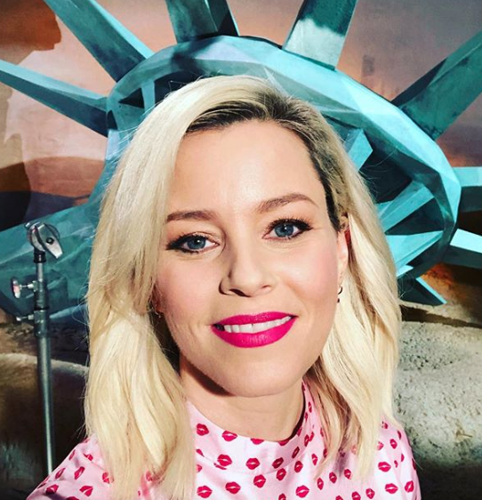 Lego Movie reminds Elizabeth Banks of her childhood