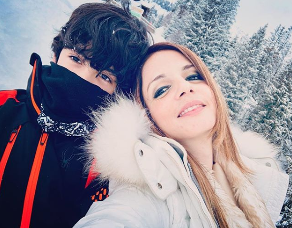 Sussanne Khan seeks inspiration from her boys