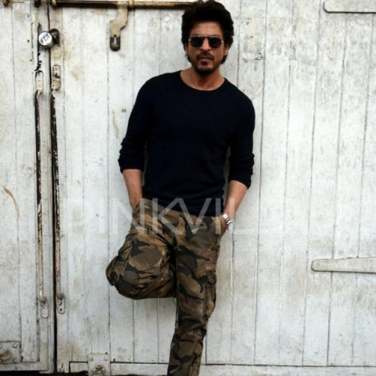 Shah Rukh Khan responds to a fan's video request to meet his specially abled brother in a heartwarming way
