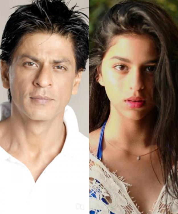 Image result for suhana khan looking like male