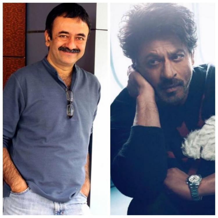 Image result for SRK to work along with Rajkumar Hirani in his next