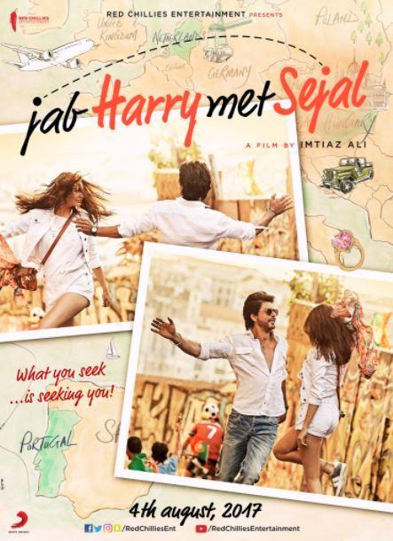 News,shah rukh khan,When Harry Met Sally,Jab Harry Met Sejal