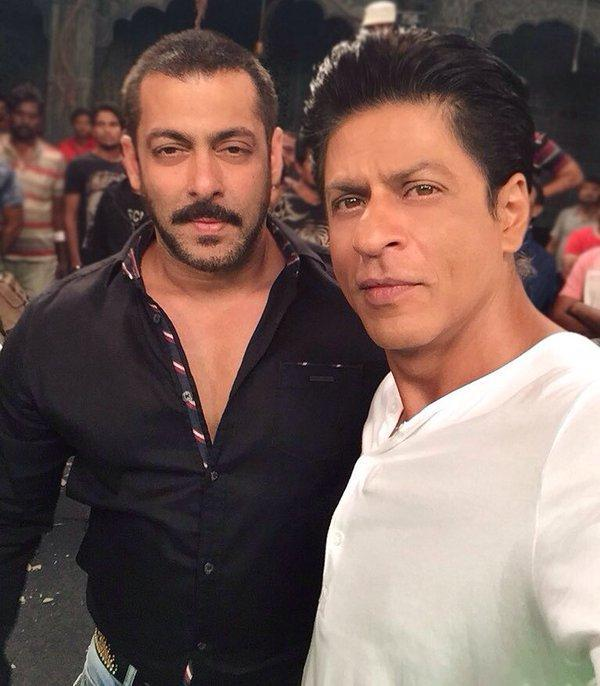 Shah Rukh Khan and Salman Khan to appear together on Koffee With Karan's Finale episode? Here's the truth