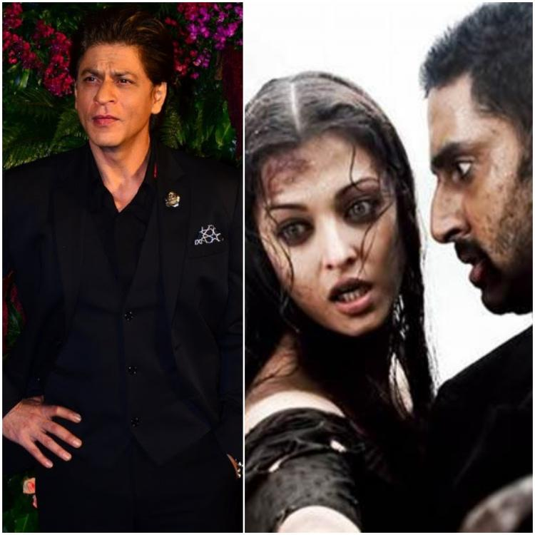 Did you know Shah Rukh Khan was offered Aishwarya Rai Bachchan and Abhishek Bachchan starrer Raavan?