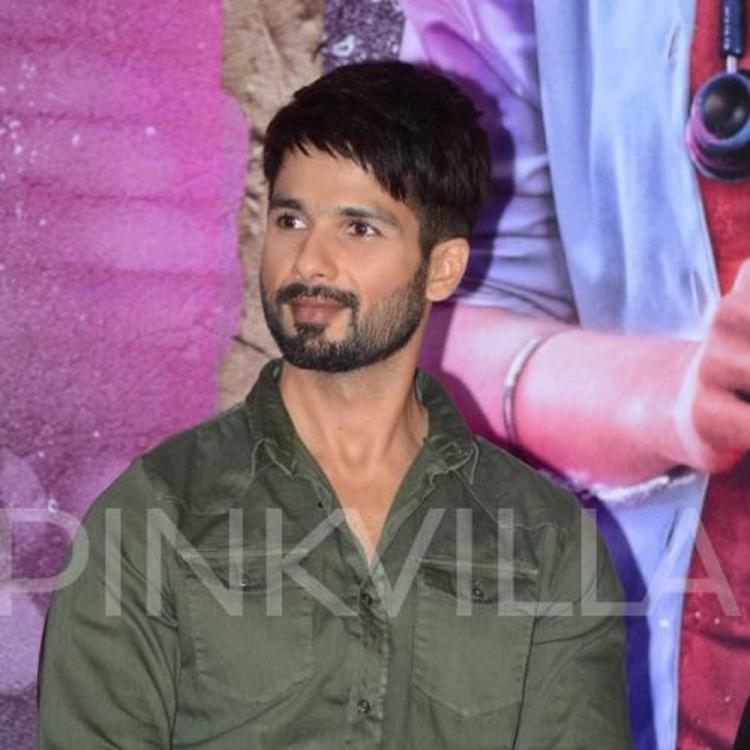 Shahid Kapoor on Dingko Singh Biopic: I'm concentrating on Kabir Singh; There's nothing else finalised