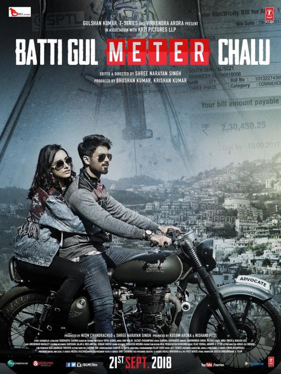 Image result for batti gul meter chalu poster