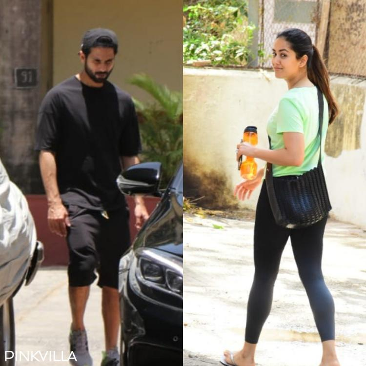 Photos: Shahid Kapoor and Mira Rajput kickstart their weekend with a gym session