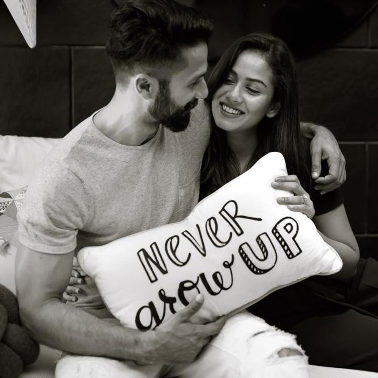 Shahid Kapoor met Mira Rajput for the first time when she was 16; reveals the star wife