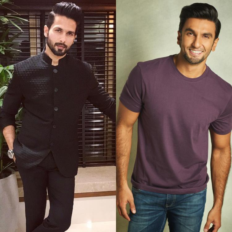 Shahid Kapoor: I would definitely want to do a film with Ranveer Singh again