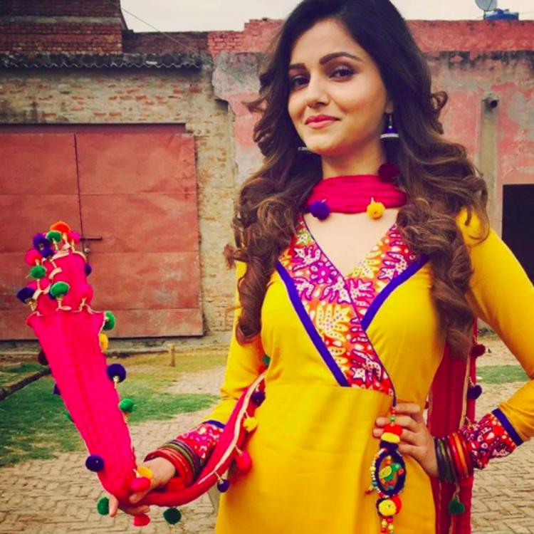 Shakti Astitva Ke Ehsaas Ki star Rubina Dilaik gets injured on the sets of the show