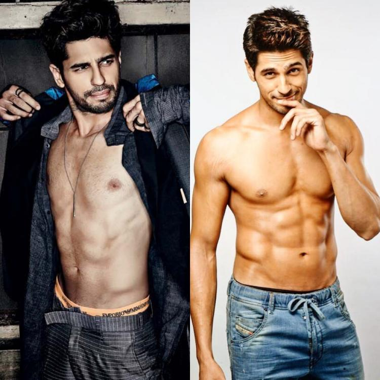 As Sidharth Malhotra celebrates his 34th birthday today, we rounded up pictures of the actor that proves he is hot and handsome.